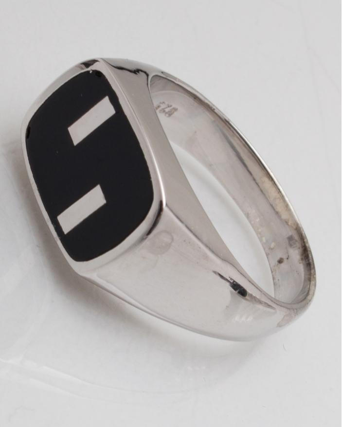 Inel argint cod 1-8429, gr7
