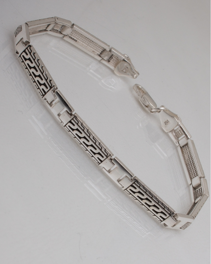 Bratara argint cod 5-8600, gr12.7