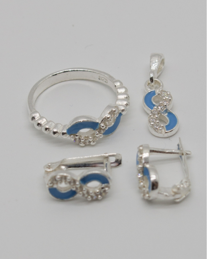 Set argint cod 3-11656, gr3.7