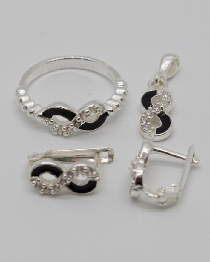 Set argint cod 3-11663, gr3.7