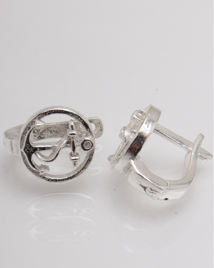 Cercei argint cod 2-13549, gr1.9