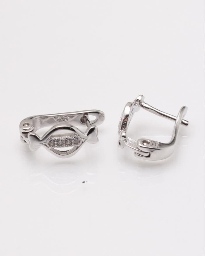 Cercei argint copii cod 2-23408, gr1.5