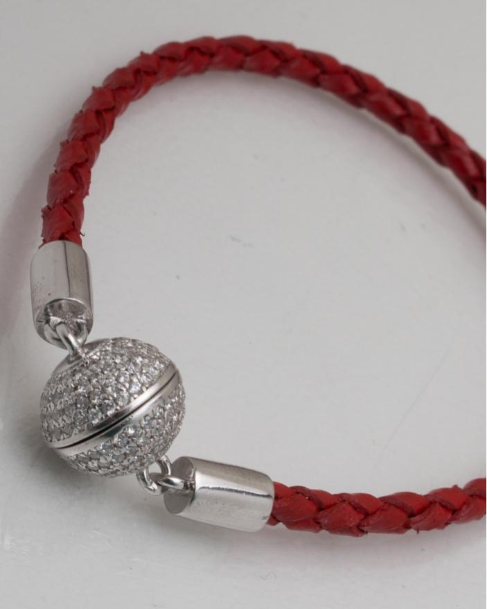 Bratara argint cod 5-9779, gr6.5