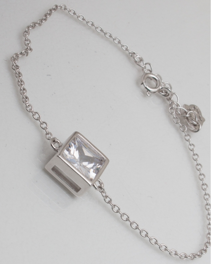 Bratara argint cod 5-9802, gr3.3