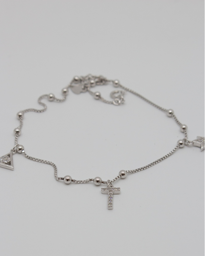 Bratara argint cod 5-10860, gr2.5