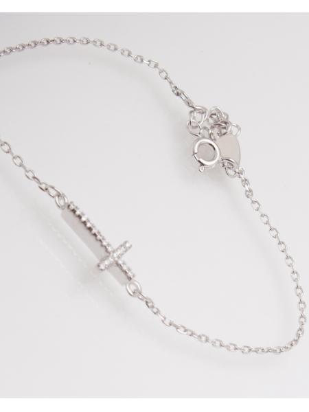 Bratara argint cod 5-12379, gr1.8