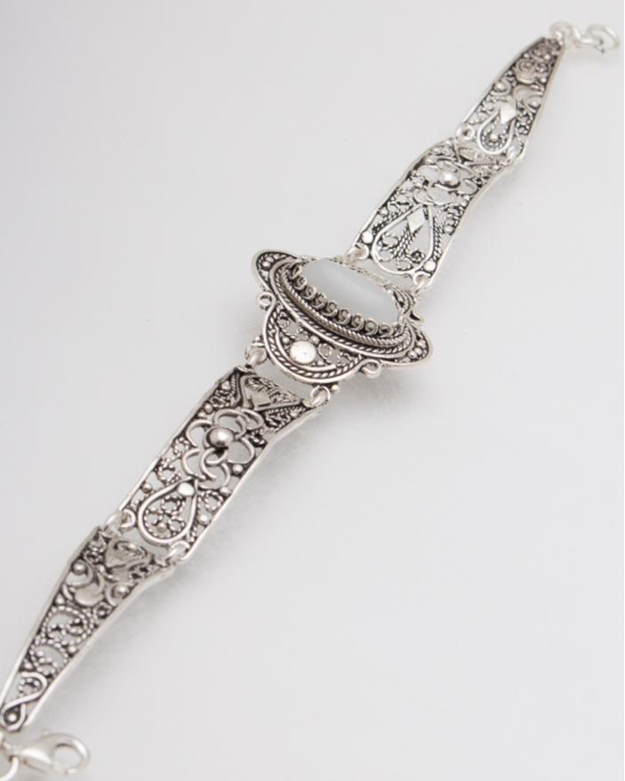 Bratara argint cod 5-12646, gr15.4