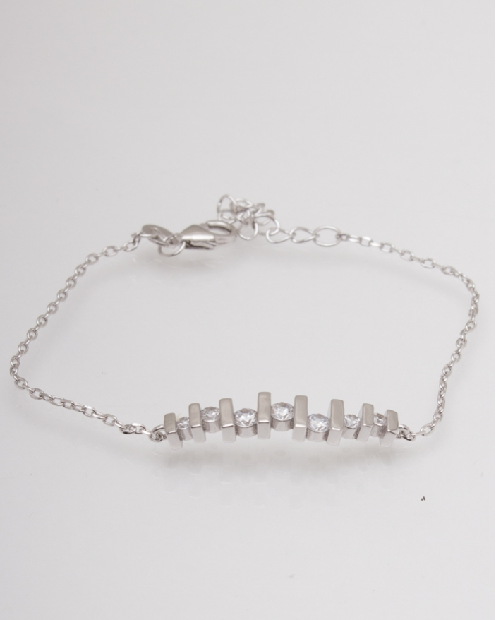 Bratara argint cod 5-12678, gr2.8