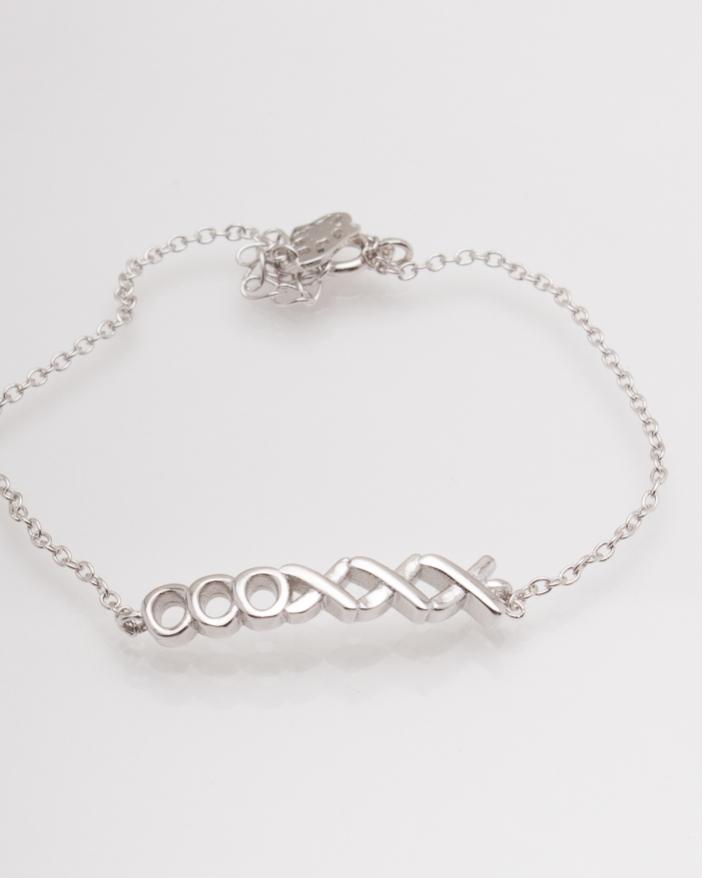 Bratara argint cod 5-12779, gr2.7