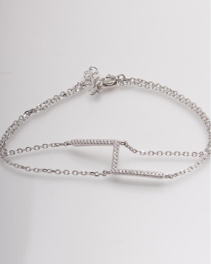 Bratara argint cod 5-14811, gr3.1