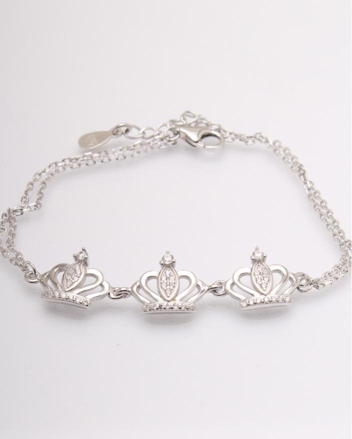 Bratara argint cod 5-16150, gr3.4