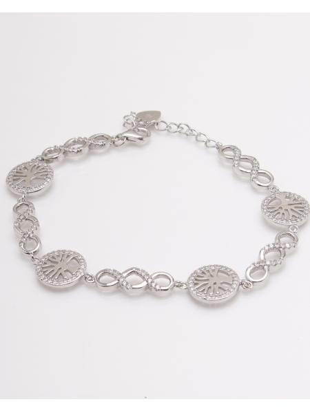 Bratara argint cod 5-23040, gr7.3