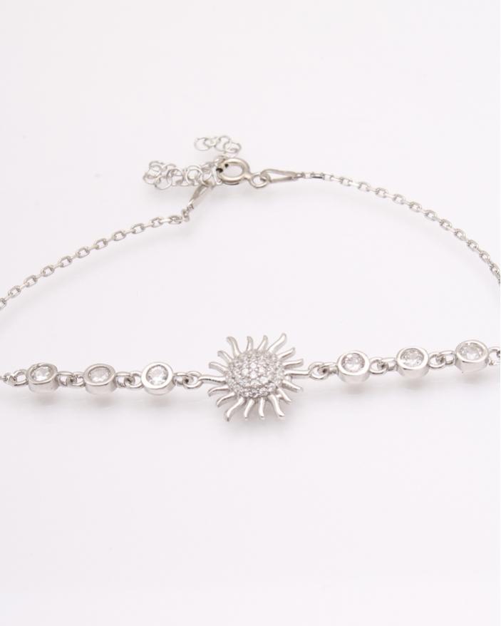 Bratara argint soare cod 5-31137, gr3.5
