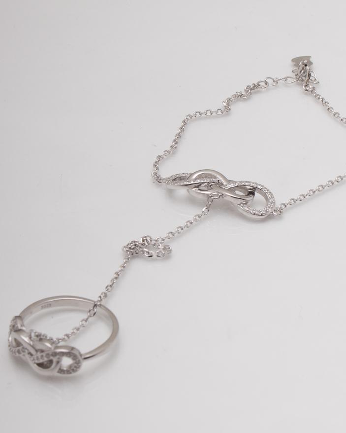 Bratara argint cod 5-5874, gr6.2