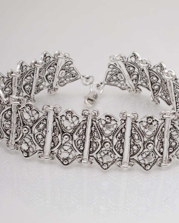 Bratara argint cod 5-6121, gr27.6
