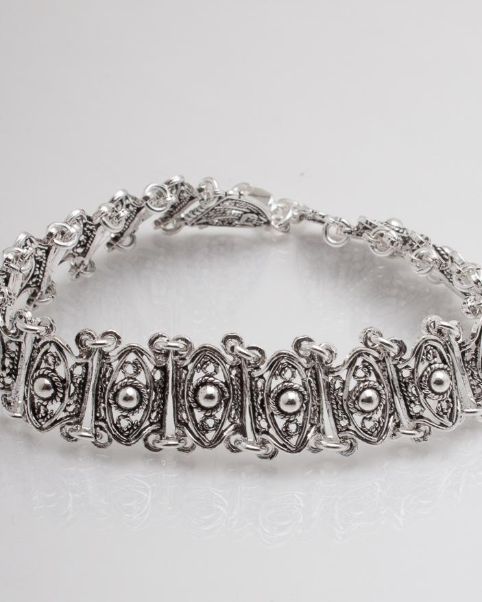 Bratara argint cod 5-6122, gr24.1