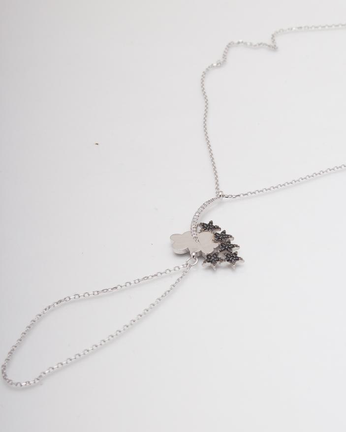 Bratara argint cod 5-6323, gr2.7