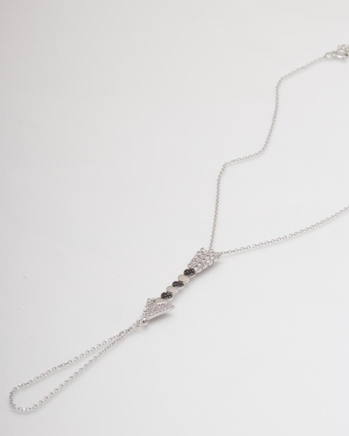 Bratara argint cod 5-6325, gr2.7