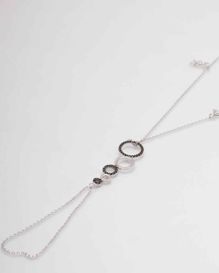 Bratara argint cod 5-6326, gr2.5