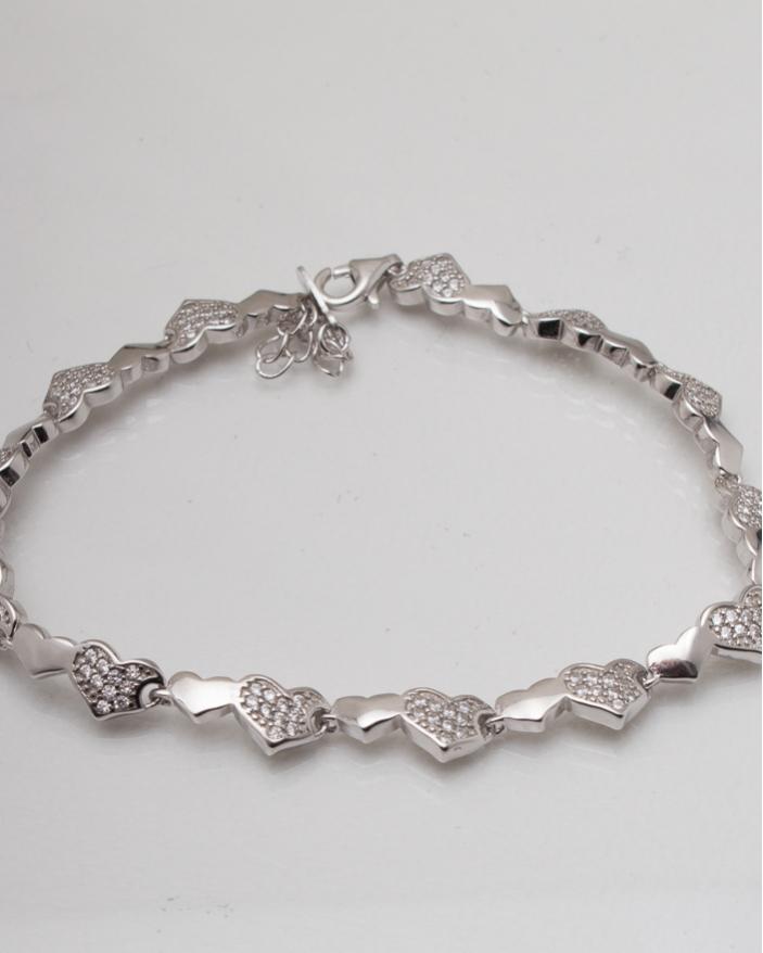 Bratara argint cod 5-7519, gr9.7