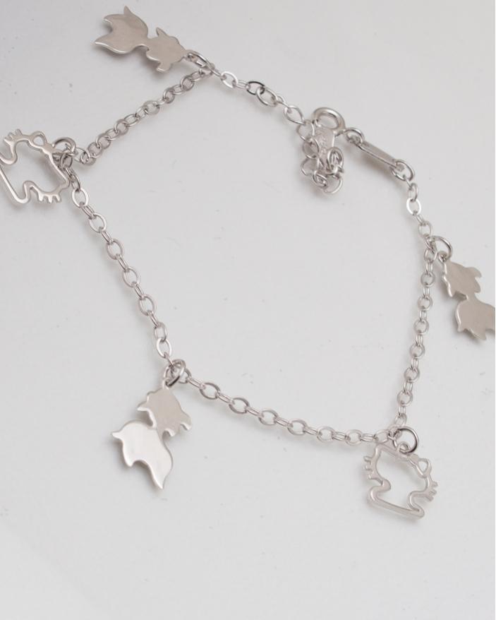 Bratara argint cod 5-7912, gr2.9