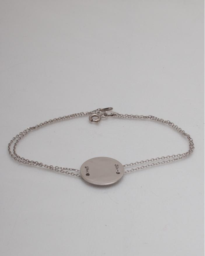 Bratara argint cod 5-8676, gr2.1