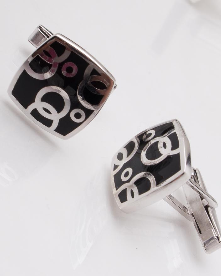 Butoni argint cod 9-2970, gr10.5