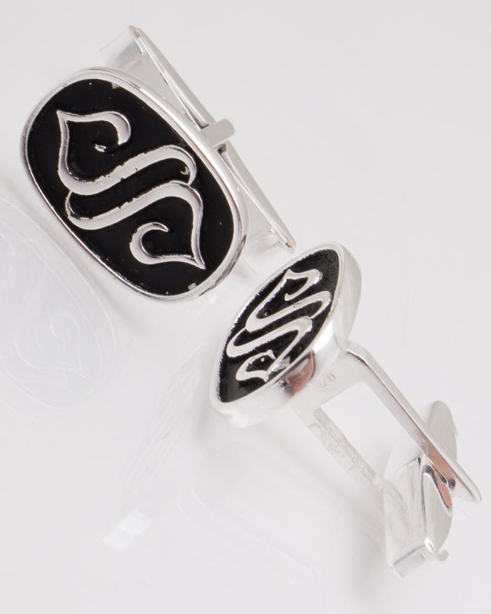 Butoni argint cod 9-2972, gr7.6