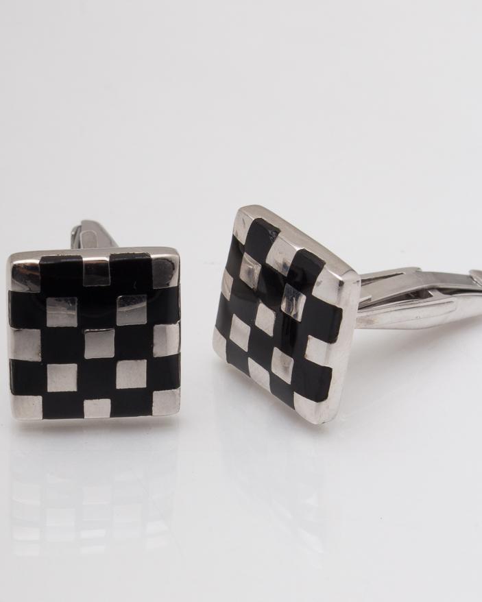 Butoni argint cod 9-6244, gr11.1