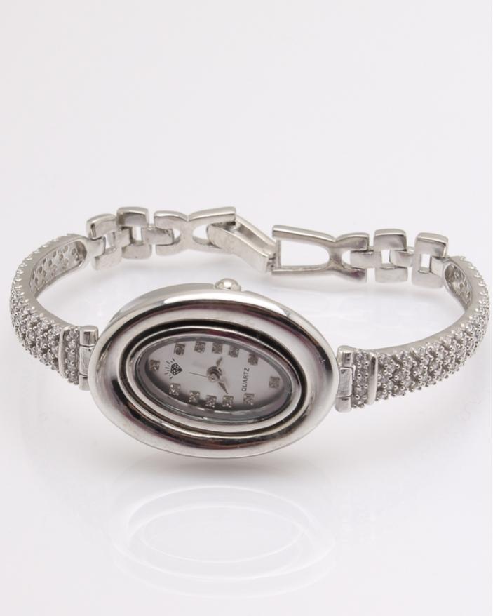 Ceas argint si cubic zirconia cod 7-32081, gr31