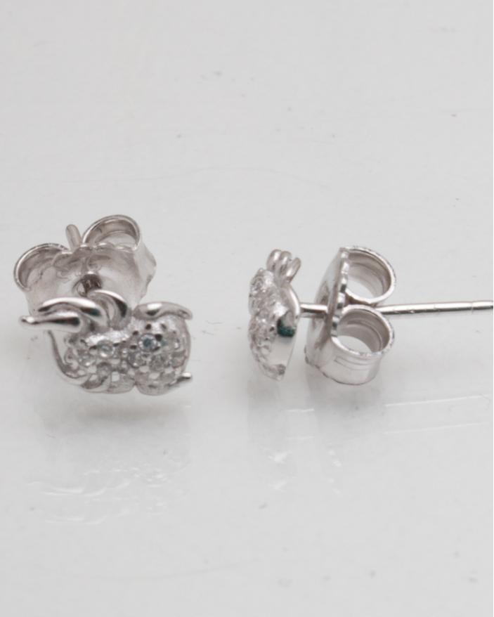 Cercei argint cod 2-9907, gr0.8