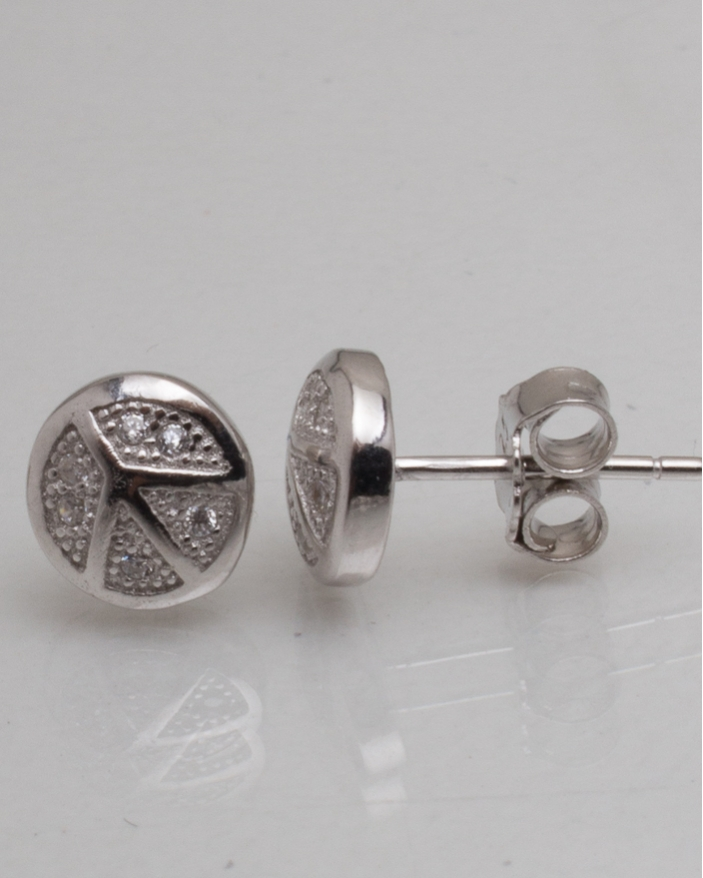 Cercei argint cod 2-9978, gr1.6