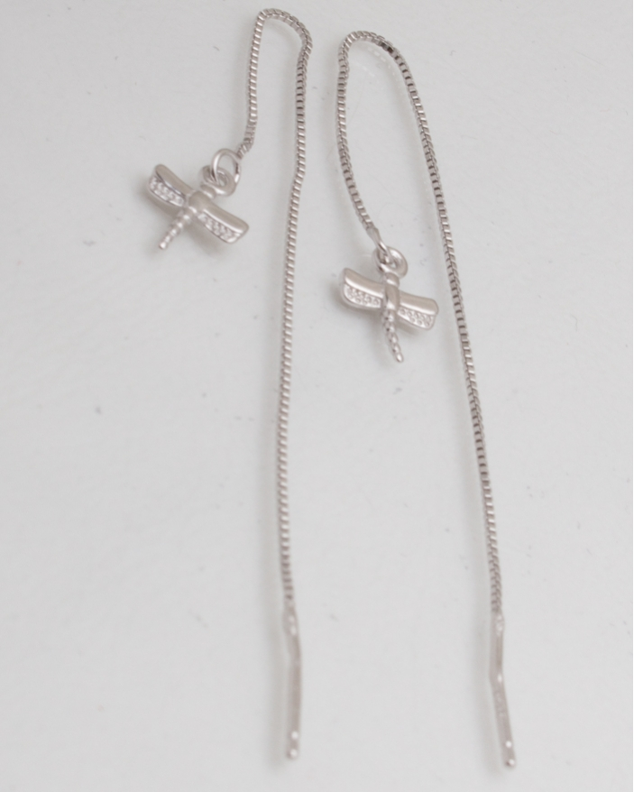 Cercei argint cod 2-10525, gr0.9