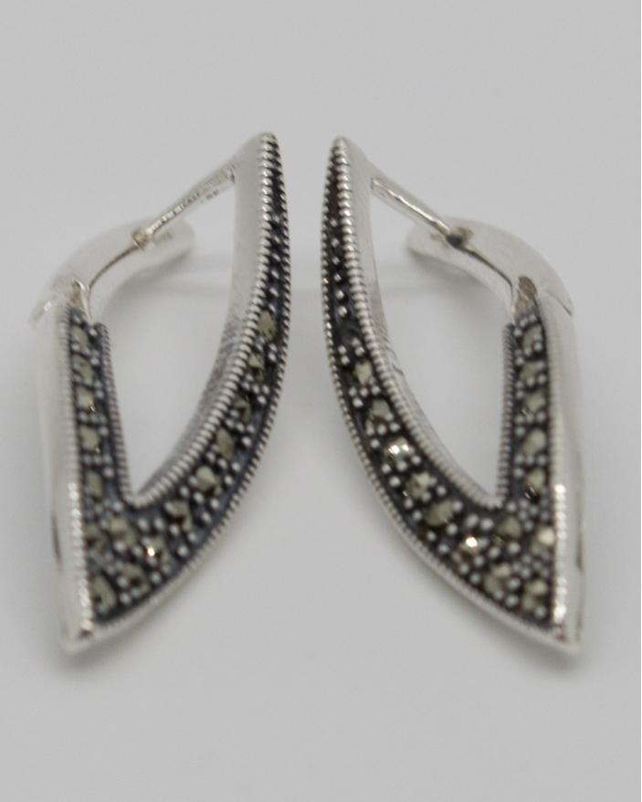Cercei argint cod 2-10787, gr3.5