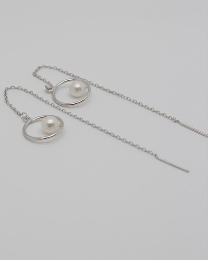 Cercei argint cod 2-10841, gr1.6