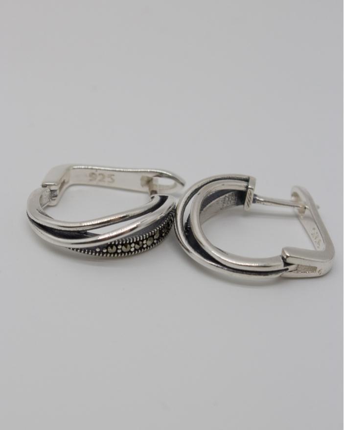 Cercei argint cod 2-11033, gr6.3