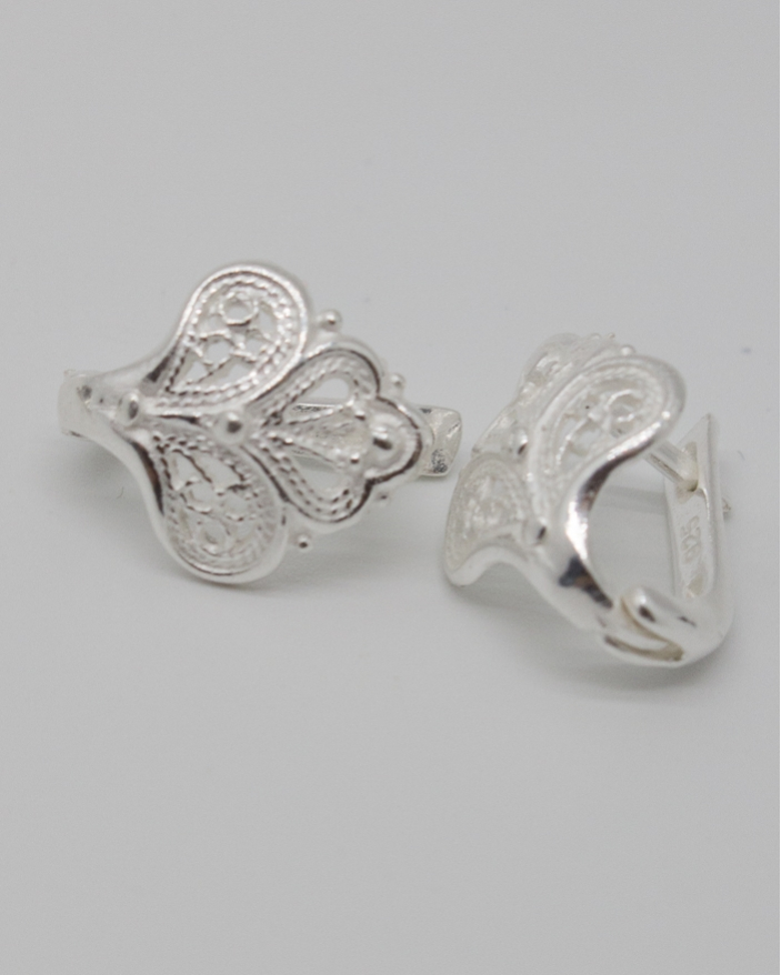 Cercei argint cod 2-11038, gr3.6