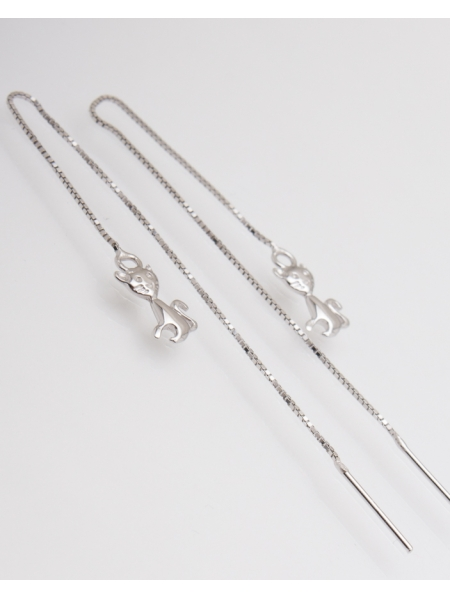 Cercei argint cod 2-12385, gr1