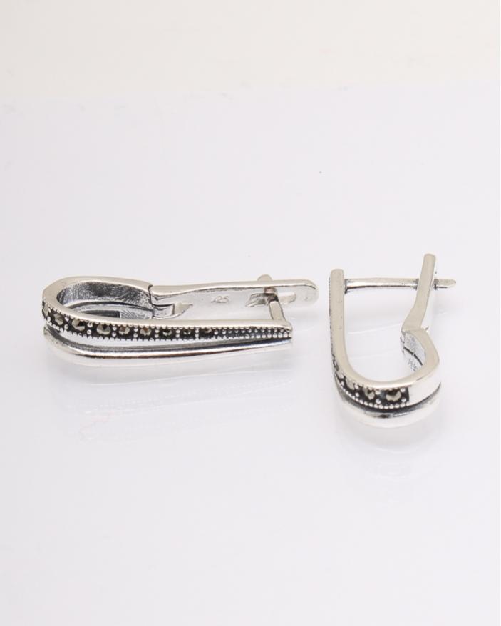 Cercei argint cod 2-15770, gr4.7