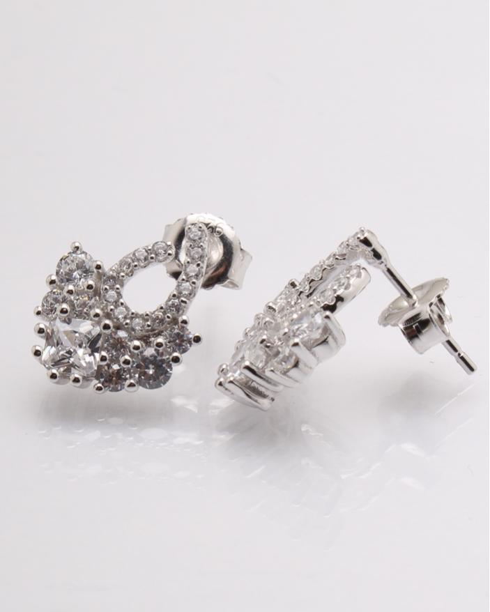 Cercei argint cod 2-16947, gr3.8