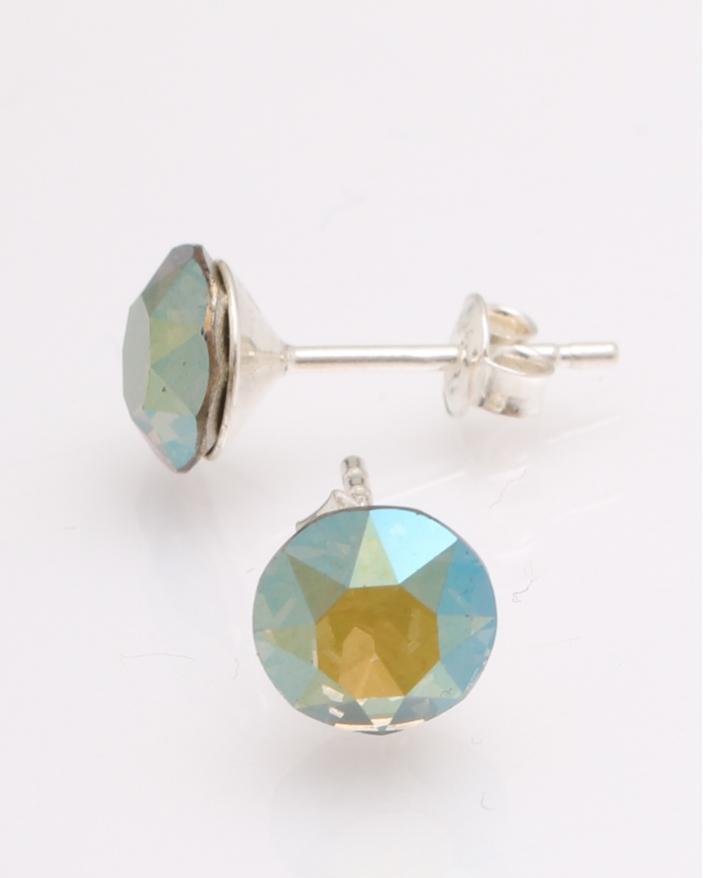 Cercei argint si cristale cod 2-27104, gr1