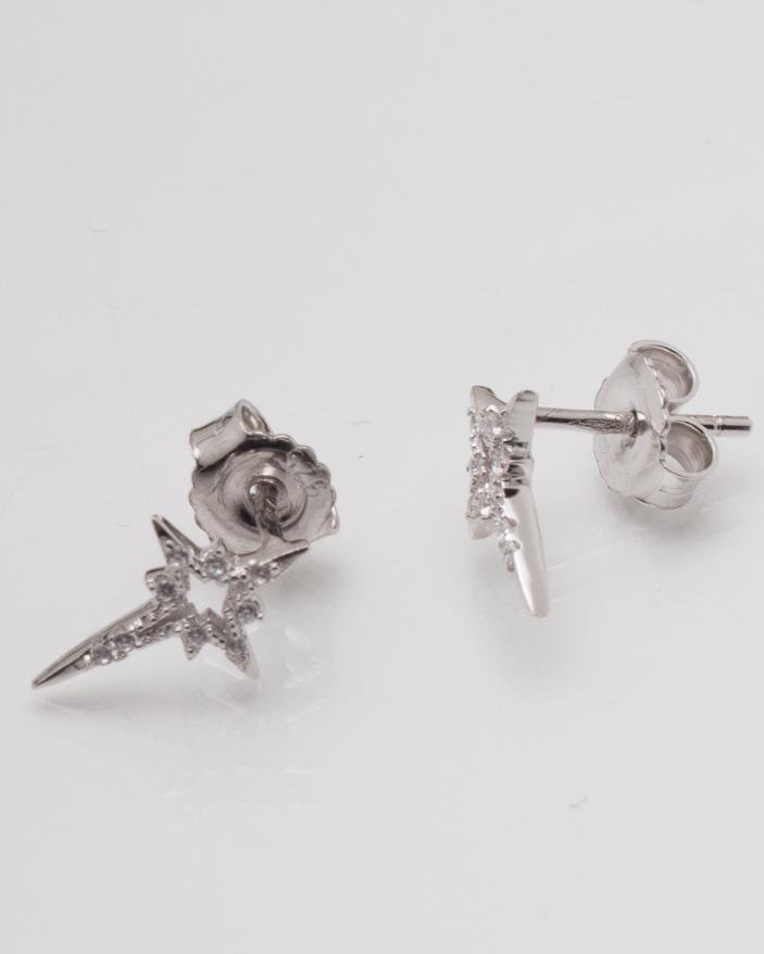 Cercei argint cod 2-5883, gr0.9
