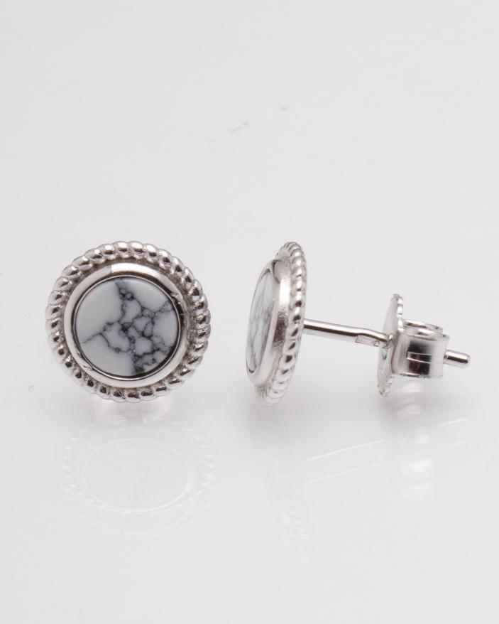 Cercei argint cod 2-6086, gr1.9