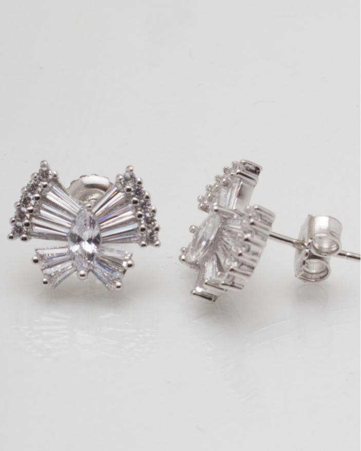 Cercei argint cod 2-6785, gr3.4
