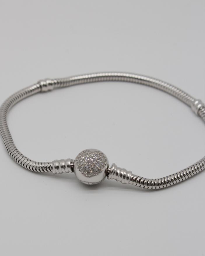 Bratara argint cod 5-10994, gr10.8