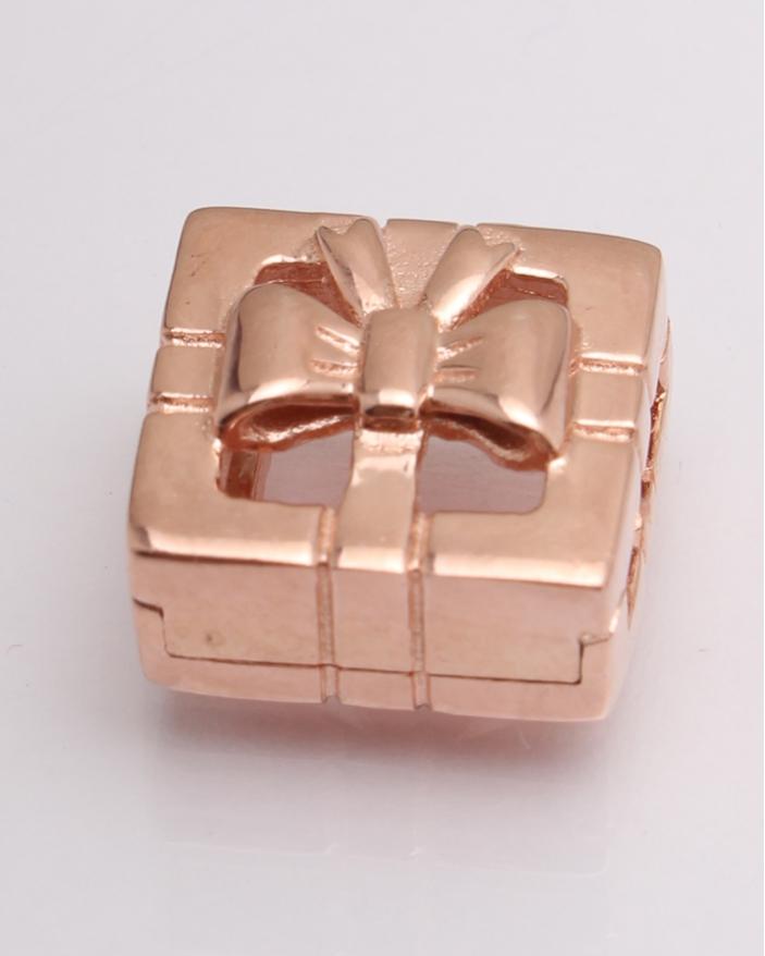 Pandantiv argint roz cadou cod 6-20748. gr3