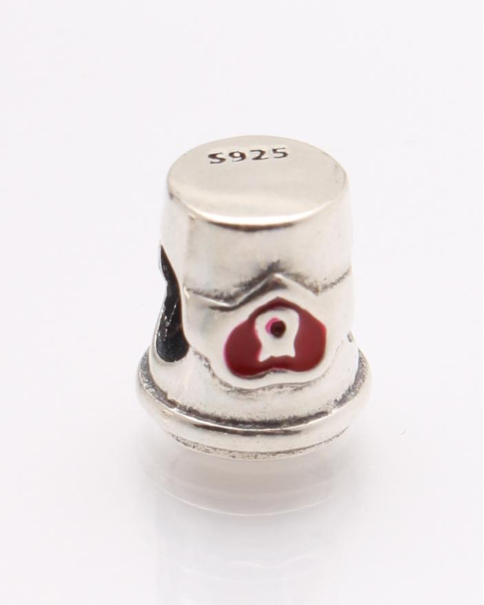 Pandantiv argint palarie cod 6-21200. gr2.8
