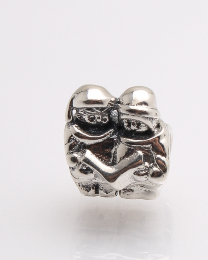 Pandantiv argint doi iubiti cod 6-21213. gr2.4