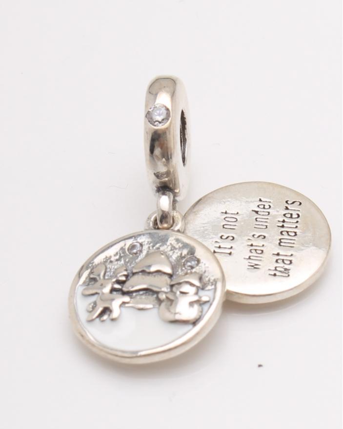 Pandantiv argint lung rac cod 6-22453. gr3.8