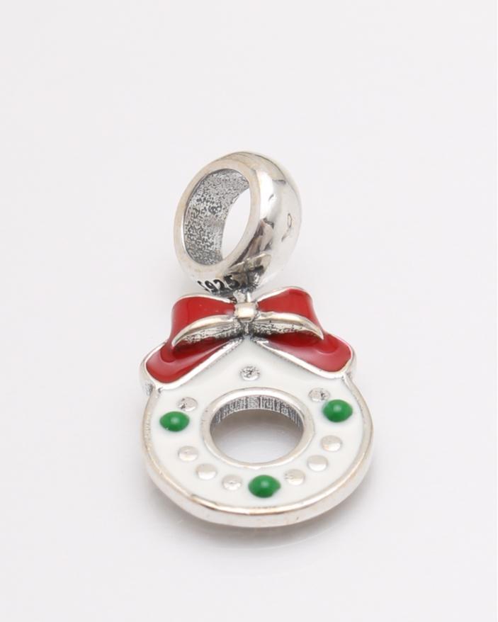 Pandantiv argint ornament de craciun cod 6-22540. gr1.9
